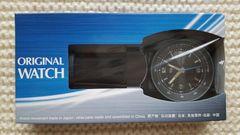 【MILD SEVEN★ノベルティ時計】未開封♪新品♪大きめで格好いい