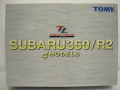 新品 絶版 トミカリミテッド 4models スバル360/R2