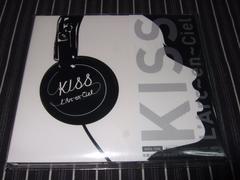 L'Arc~en~Ciel『KISS』初回盤美品(ラルクアンシエル,HYDE,ACID ANDROID)
