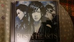 BREAKERZ「RUSTY HEARTS」初回DVD付/DAIGO