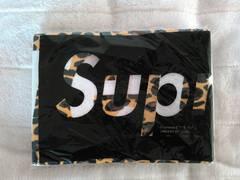Supreme LEOPARD SPORTS TOWELタオル豹柄BOX限定シュプリームビーチタオル