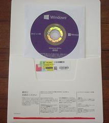 Windows 10 PRO 64bit DSP版 日本語版 新品同様
