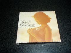 CD「芳本美代子/オリジナルスーパーベスト」2枚組 金盤 即決