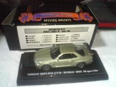 ビーズ  リミテッド  スカイラインR34 Mスペック  ニュル 2002