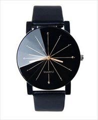 腕時計 メンズ レザーバンド アナログ  フォーマル