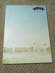 NEWS LIVE TOUR 2012☆☆パンフレット