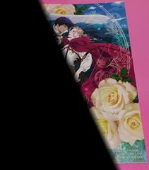 飯田実樹 妖精王の護り手 コミコミスタジオ購入特典イラストカード