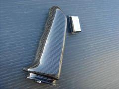 BMW リアルブラックカーボンサイドブレーキカバー E32E36E38E39E87E60E61E83E90E9