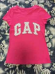 ☆新品☆gapピンクTシャツ☆