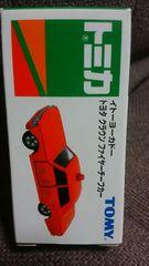 トミカ イトーヨーカドー限定品 トヨタ クラウン ファイヤーチーフカー(消防庁) 未使用 新品