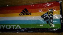 adidasアディダス FIFA2012presented by TOYOTAマフラータオル