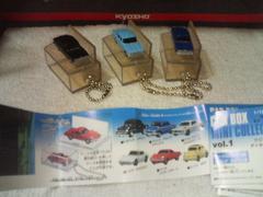 タカラ カーボックスミニコレクション1 プリンス グロリアDX 3種      1/120スケール