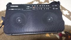TOSHIBAステレオラジオ(AM-ワイドFM)