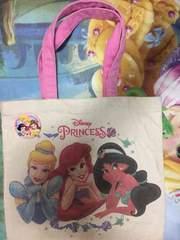 ディズニー プリンセス 手提げバック