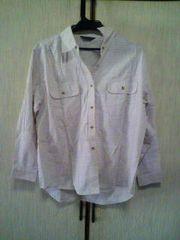 ロールアップ長袖シャツ
