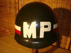 アメリカ軍 MPヘルメット