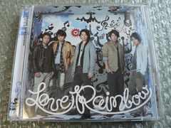 嵐『Love Rainbow』初回限定盤【CD+DVD】PV+メイキング/他に出品