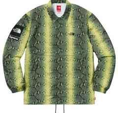 Supreme North Face Snakeskin Jacket 緑 L