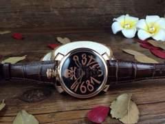 GaGa MILANO ガガミラノ 腕時計 5012.3S ウォッチ MANUALE