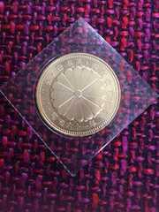 天皇陛下御在位60年記念硬貨 拾万円金貨