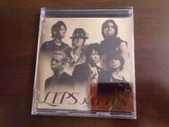 KAT-TUN「LIPS」初回DVD付