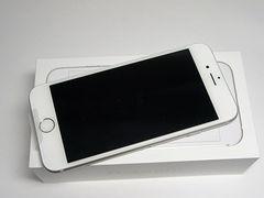 ◆安心保証◆新品即決◆SIMフリー iPhone6S 128GB シルバー◆