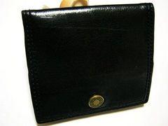 コーチ/COACH 革製コインケース(黒)