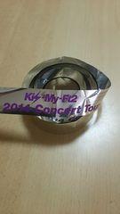 Kis-My-Ft2☆Kis-My-Journey2014☆宮田俊哉カラー銀テープ☆キスマイ