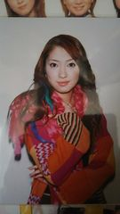 飯田圭織公式生写真