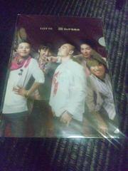 新品 LOTTE免税店 クリアファイル (BIGBANG ソンスンホン