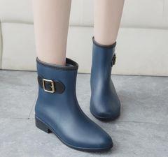 レディース レインブーツ レインシューズ 雨靴23cm〜25cm/AK372
