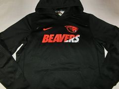Nike THERMA-FIT USカレッジ【OREGON ST BEAVERS】パーカーUS L