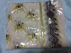新品★定価4257パラダイスピクニック★エレファント大判ストール