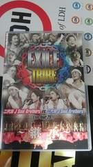 二代目JSB VS 三代目JSB  Live Tour2011 継承 2枚組DVD  EXILE