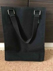Dior☆ディオール トートハンドバッグ ブラック 黒A4サイズ