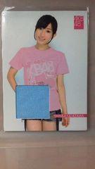 AKB48片山陽加ジャージーカード