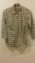 バーバリーシャツ Mサイズ美品 名古屋高島屋