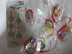 夏目友人帳ニャンコ先生砂糖菓子根付全種類新品