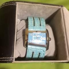 POLICE ポリス 腕時計 稼働中 正規品箱あり