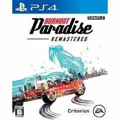 PS4》Burnout Paradise HDリマスター [177000762]