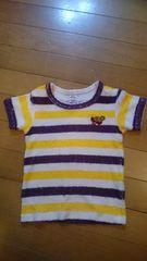 ヒスミニ  パイル  Tシャツ