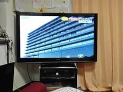 パナソニック地上BS110度CSデジタルハイビジョンプラズマテレビ54型中古
