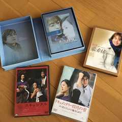 ペ・ヨンジュン DVD セット