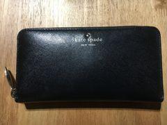 kate spade☆ブラック長財布☆
