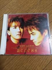 access FAST ACCESS CD 美品
