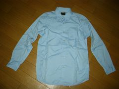 NEIGHBORHOODネイバーフッドCLASSIC OXシャツS青水色系