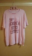 定形外送料無料/5L可愛いTシャツ