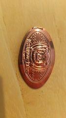 東京ディズニーランドドナルドスーベニアメダル