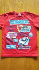 トミカ大好き☆働く車大集合★乗り物Tシャツ☆
