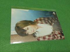 川嶋あい クリスマスカード 1個